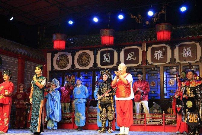 Chengdu Sichuan Opera Evening show VIP ticket
