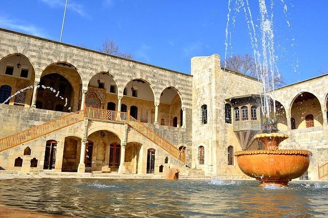 Half Day Budget Tour to Beiteddine and Deir El Qamar