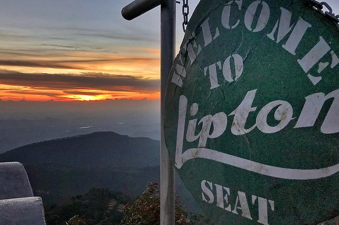 Enjoy the Sunrise at the Famous Lipton Seat - Tea and Picnic Breakfast included