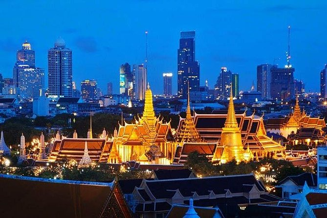 Private tour : Sightseeing in Bangkok City 4-12 hours