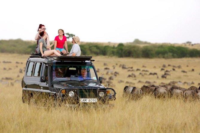 3 Days - 2 Nights Masai Mara Safari