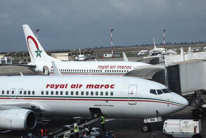 Agadir to Casablanca airport CMN Private Transfer