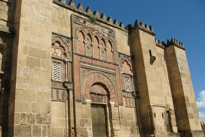 Trip from Malaga to Cordoba with Entrance to the Mosque