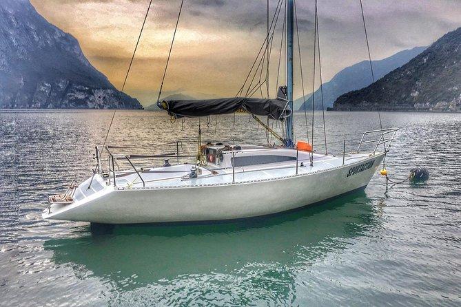 Sailing cruise of the three islands