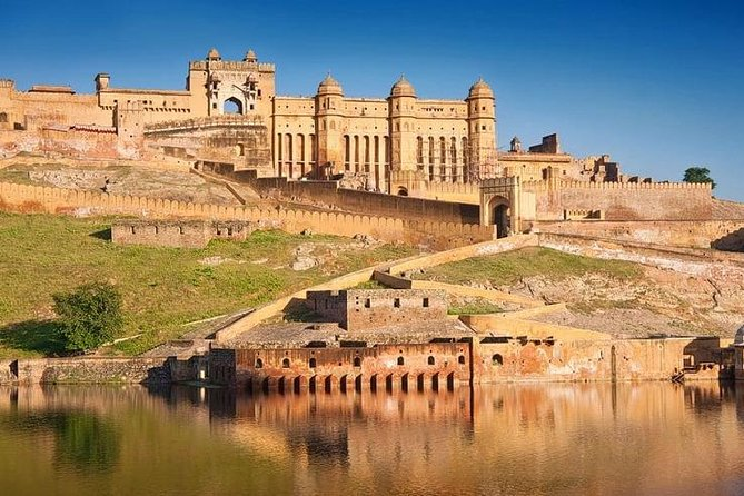 Jaipur Private Full-Day Tour from New Delhi with Lunch