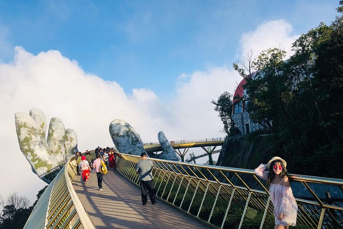 Ba Na Hills and Golden Bridge Day Tour