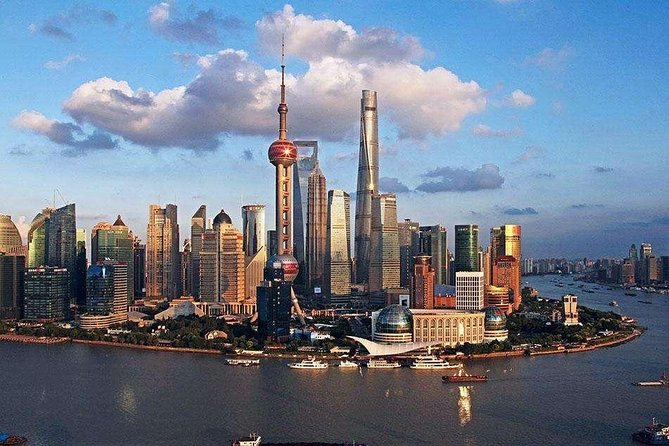 Private Shanghai Highlights Full Day Tour from Guilin by Plane