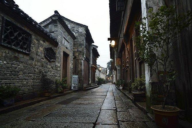 Private Hangzhou Day Tour - Wuzhen Water Town