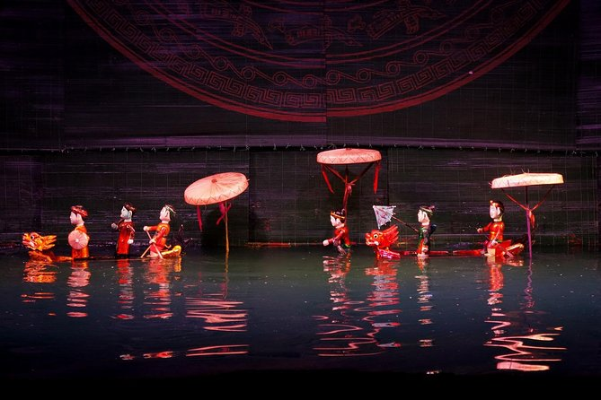 Skip the Line: Water Puppet Show Entrance Tickets