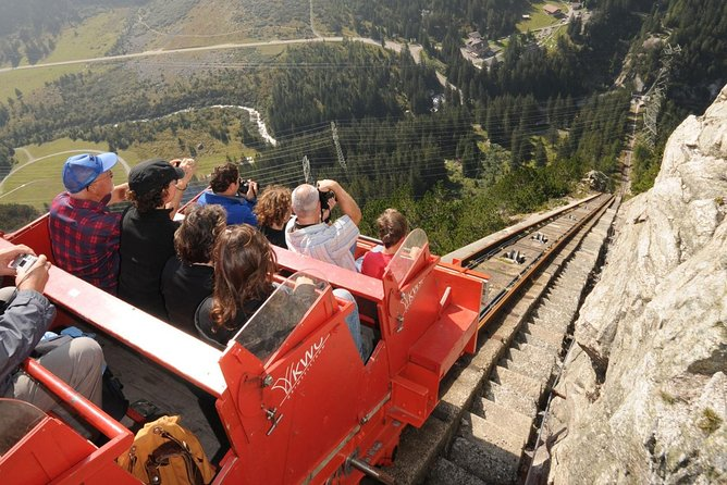 Private Day Tour: Experience Gelmer Funicular & Giessbachfalls from Zurich