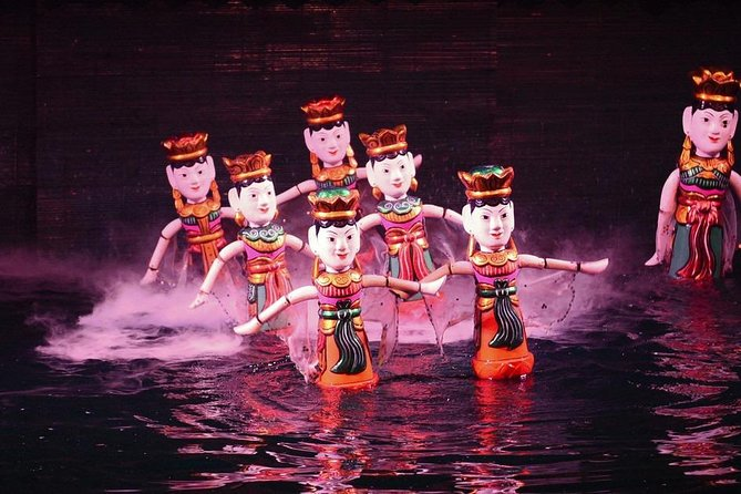 Skip the Line: Water Puppet Entrance Tickets