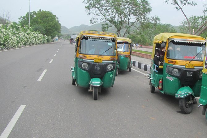 Private Tuk Tuk Tour of Jaipur with Guide