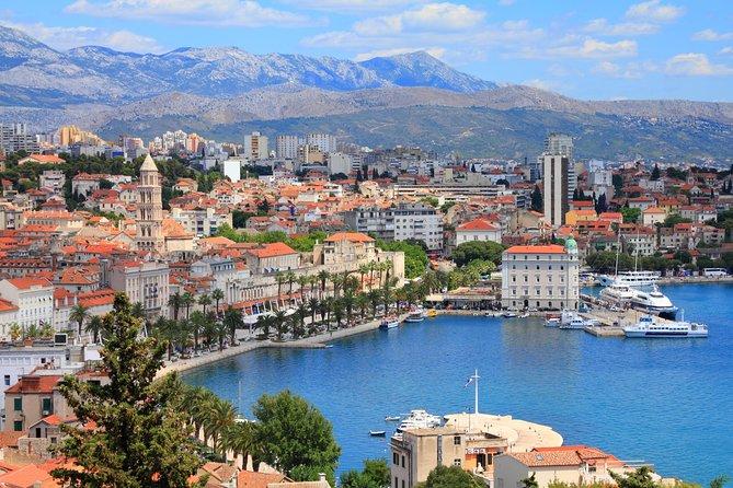 Priv. Day Trip from Zadar to Split & Trogir, Olive Oil Tasting