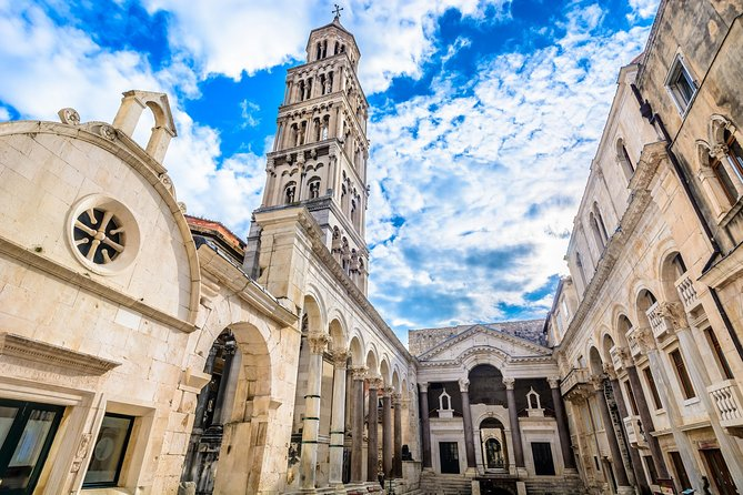 Trogir and Split Tour with Olive Oil Tasting Included From Split
