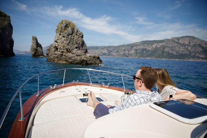 Positano and Amalfi Boat tour from Sorrento