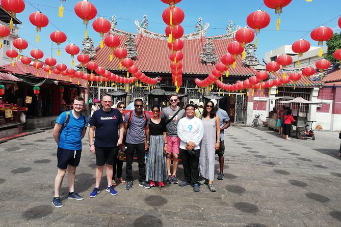 Penang Full-Day Private Customizable Tour with Pick Up