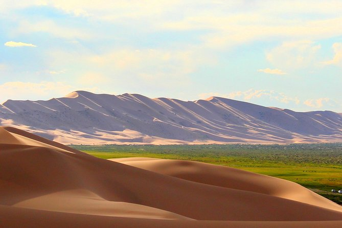 5 DAYS TOUR Gobi desert Mongolia
