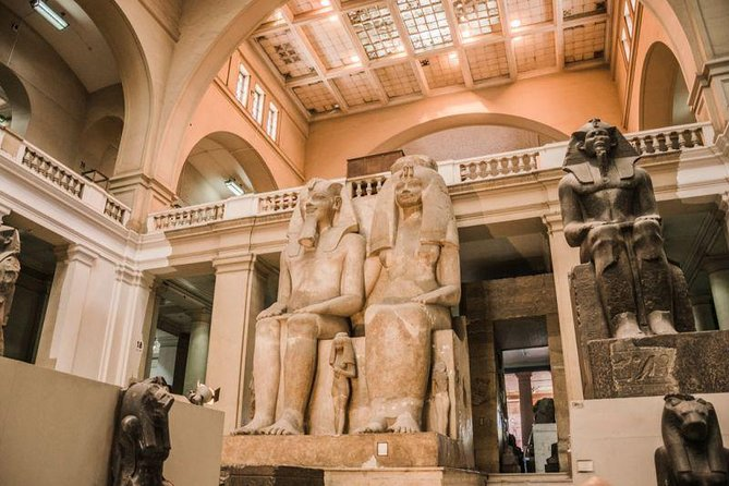Cairo half day tour visit Egyptian Museum