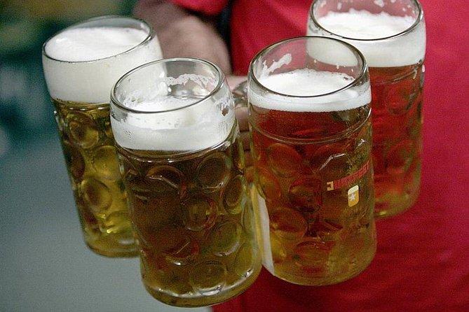 3 Hours Bratislava Pub Crawl Walking Tour with Beers & Bites