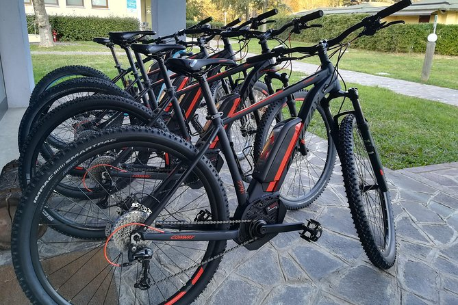 EMTB electric mountain bike rental