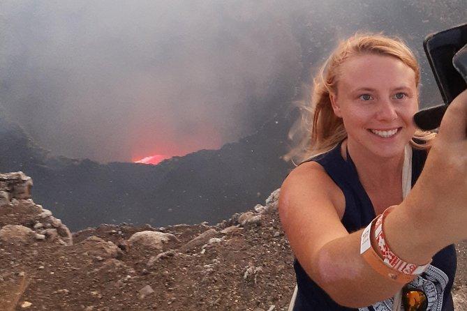 Masaya Volcano National Park Evening Tour, with hotel pickup
