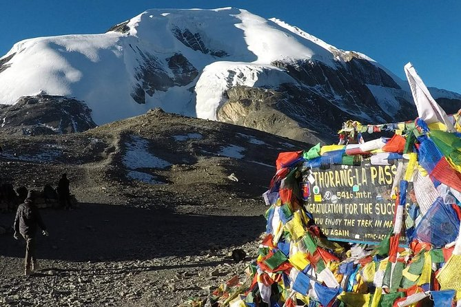 Annapurna Two Pass Private Guided Trek