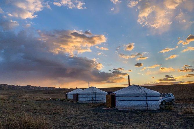 7 DAYS TOUR Gobi and central Mongolia