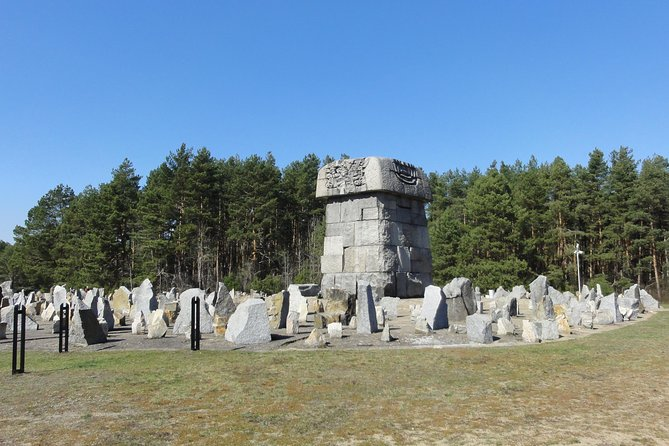 Wolf's Lair & Treblinka Tour in 1 day from Warsaw