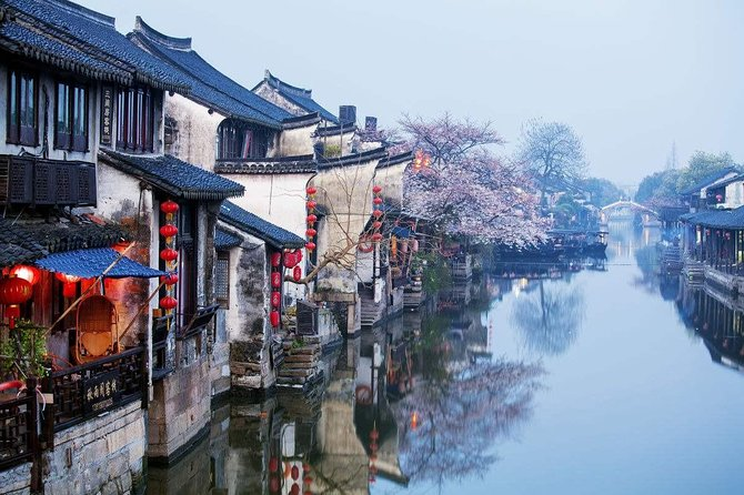 Tongli and Xitang Self-Guided Tour from Shanghai by Private Transfer