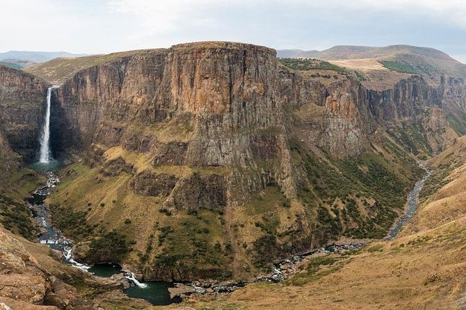 3 days Lesotho Private Tour, Sani Pass and Maletsunyana Falls