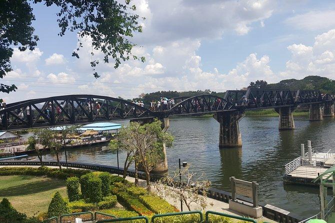 River Kwai Bridge and Death Railway World War II Tour in Thailand