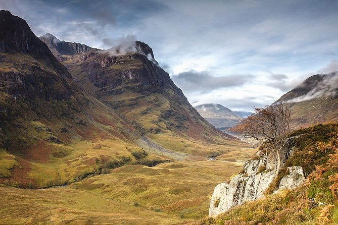 Classic Tour, our popular 1-Day tour of The Highlands of Scotland from Edinburgh