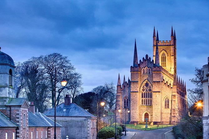 Saints & Spirits Day Tour from Belfast