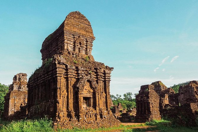 Hoi An Symphony- [Premium] My Son Sanctuary Discovery with small group (8-12pax)