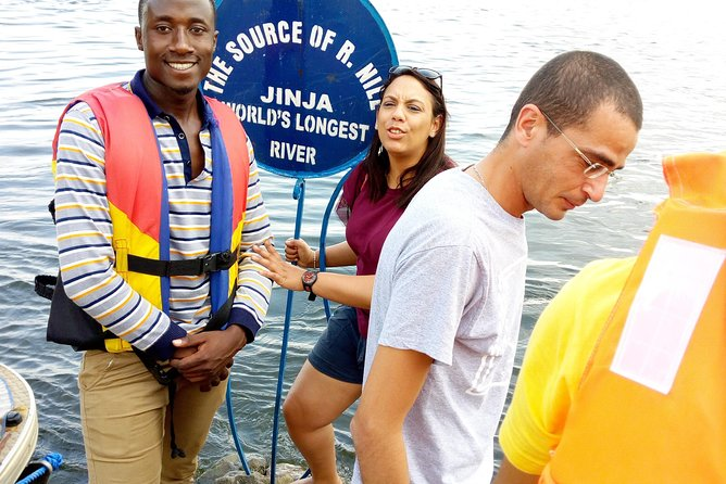 The best Jinja tour, explore the source of R.Nile world's longest River.
