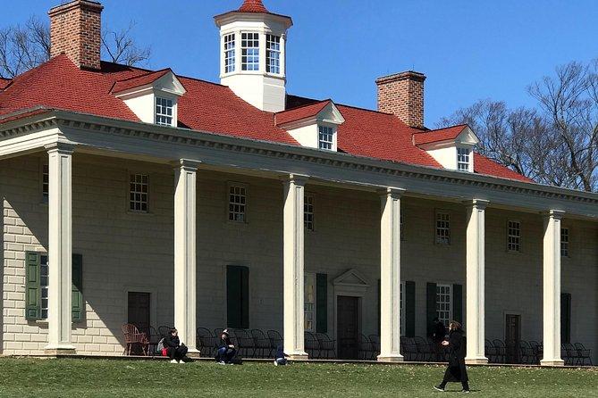 Mount Vernon Estate & Arlington National Cemetery Private Tours.