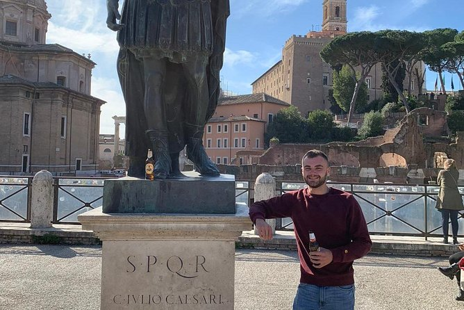 Tipsy Tour of Rome