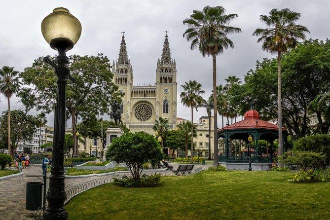 Volcanoes route - Nariz del Diablo train ride - Guayaquil / 4 day tour