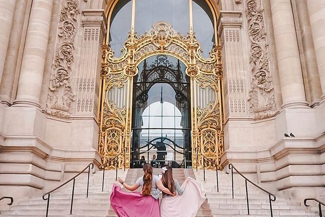 Enchanted Paris & Princesses Tour : Walking Tour with an Local Guide (Private)