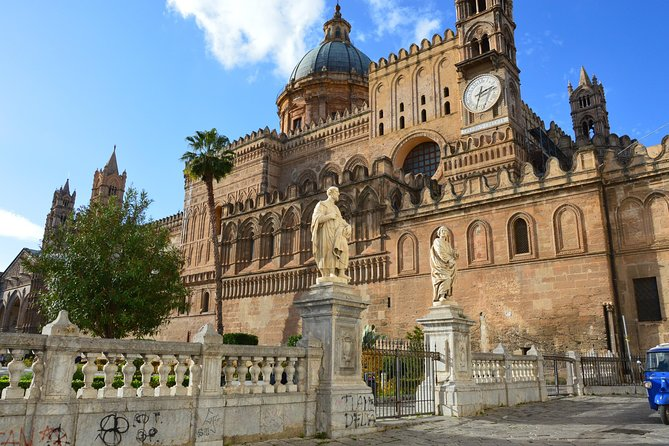 Full-Day Private Tour to Palermo, Monreale and Cefalù