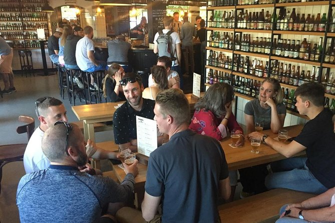 Drew's 3-Hour Amsterdam Brewery and Bar Tour to Top Rated Bars