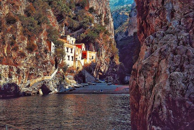 "Half Day tour Amalfi Coast with Cranchi 32 """