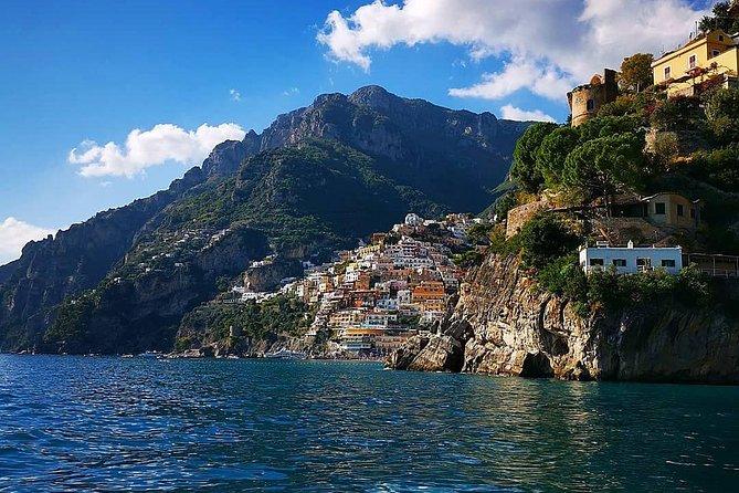 """Private Amalfi Coast Tour with 40 """"Bay"""