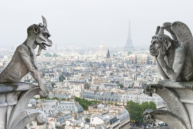 Paris Your Last Hours in the City Custom Private Tour
