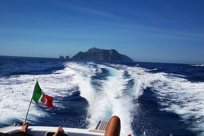 """Private tour Capri with Bay 40 """""""