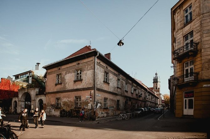 Walking Tour of Jewish Heritage of Cracow and Wine Tasting