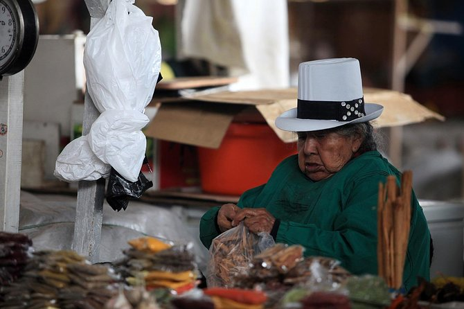 Walking Tour of Cusco, Cooking and Lunch Classes