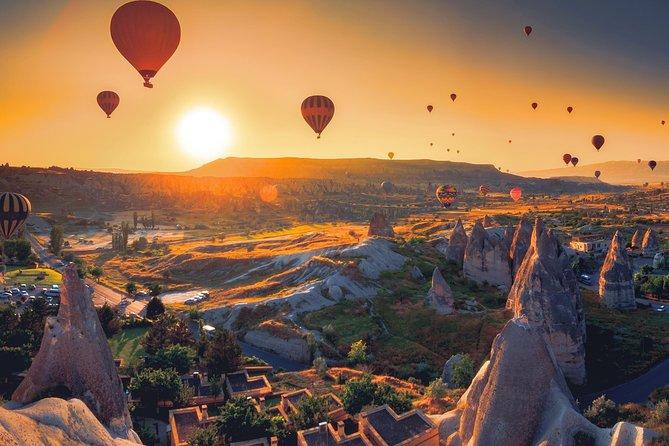 Cappadocia from Antalya 2 days