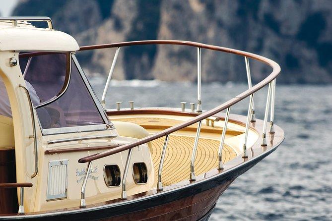 Private Capri Tour - 36ft Boat