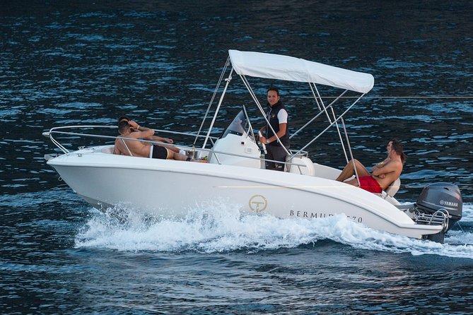 Positano & Amalfi Private Tour - 18ft Boat